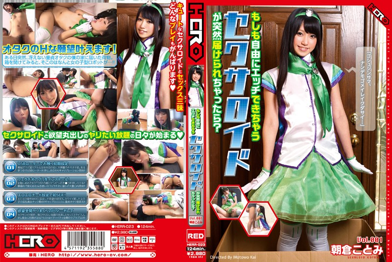 性処理目的の女の子型ロボット、「セクサロイド」