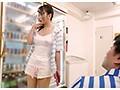 無防備な乳首透けはわざと?深夜のコンビニに出没するノーブラ女性客は超欲求不......thumbnai3
