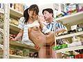 無防備な乳首透けはわざと?深夜のコンビニに出没するノーブラ女性客は超欲求不......thumbnai8