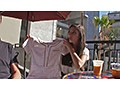 ロスでナンパした美乳エステティシャンが仕事で鍛えた指で天才的手コキを披露したから強引に押し倒して勝手にAVデビュー ジアンナ(21歳)