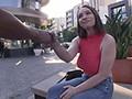 ロスでナンパしたデカ尻キャリアウーマンが卑猥な乳輪を見せつけ気がつけばハイカラ初痴女逆レイプ ハドリー(25歳)