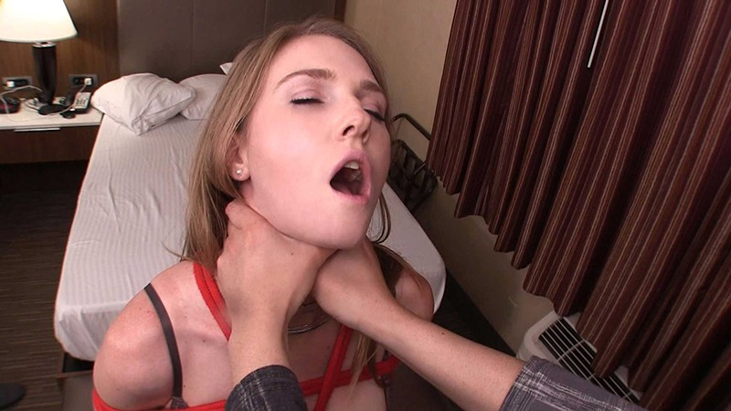 HIKR-145 Studio High-Kara/Mousouzoku - We Were In San Francisco And We Nampa Seduced This Career Woman Who Loves Asians And We Discovered That She Loves Abnormal Sex So We Tied Her Up And Gave Her Some Deep Throat Breaking In Training And We Have The Creampie Raw Footage To Prove It big image 5