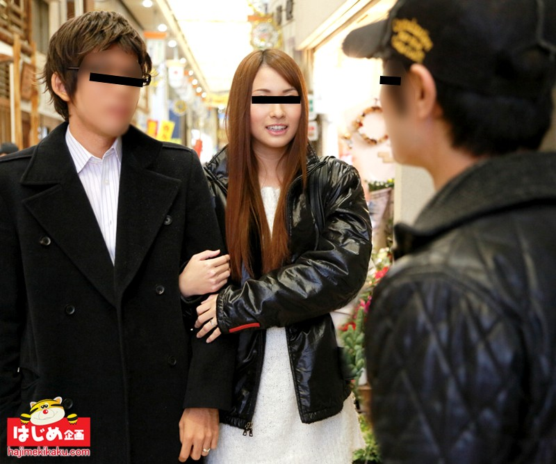 【羞恥】 夫婦で挑戦!夫が本田莉子の凄テクを20分我慢できたら賞金!イカされちゃったら妻が寝取られ中出しSEX!! キャプチャー画像 8枚目