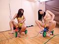 超振動ローター三輪車レース