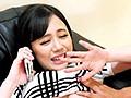 寝取られTELショッキング 彼氏と電話中ず〜っと乳首責め耐え...sample3