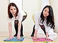 人妻たちのケツ穴丸見え雑巾がけ競争!!7