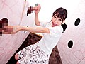 壁から飛び出る生チ●ポ10本早抜きチャレンジ!!