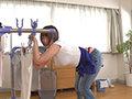 家事代行サービス人妻のピタパンデニム尻固定バイブ挿しっぱ悶絶アクメチャレンジ セックスレスのご無沙汰マ●コに強力バイブ挿れっぱなしで家中お掃除!制限時間内に片付けできなければナマ中出し罰ゲーム
