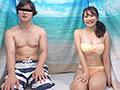 湘南の海で出会った水着ギャルと一般デカチン男性が初対面マッチングCARで「素股オイルマッサージ」に挑戦! 見知らぬ男女は快楽のあまり密着即ズボで中出しまでしてしまうのか!?2