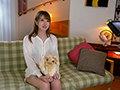[HMN-057] 【FANZA限定】新人 ペット以上に可愛いと噂のニコニコ優しい笑顔のどうぶつ看護師さんが中出しAVデビュー!! 桜庭りおな 生写真2枚付き