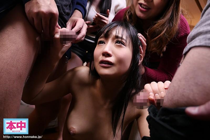 あの日、大学の飲み会が中出し輪姦サークルに変わった。 星奈あい キャプチャー画像 4枚目