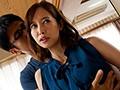 不倫中で嫌がる妻にねっちょりバック中出し 篠田ゆうsample9