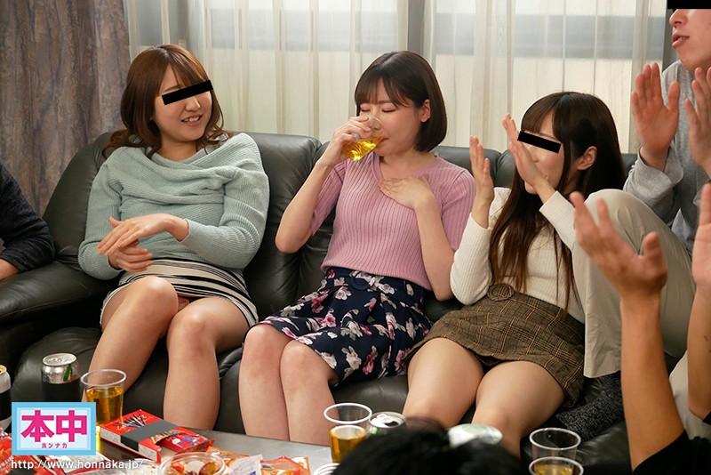 あの日、大学の飲み会が中出し輪姦サークルに変わった。 深田えいみ ...