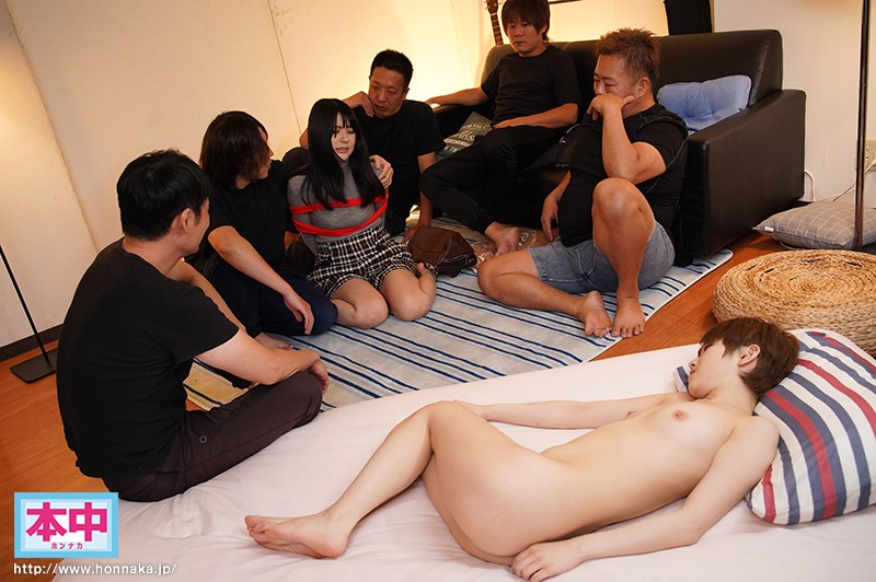 HND-793 Studio Hon Naka - My Girlfriend Gets Stolen Away From Me By A Slutty Girl Who Loves Cock - S big image 7