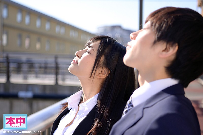 HND-815 Studio Book - Synchronous NTR of the company She who joined a new graduate was vaginal cum s