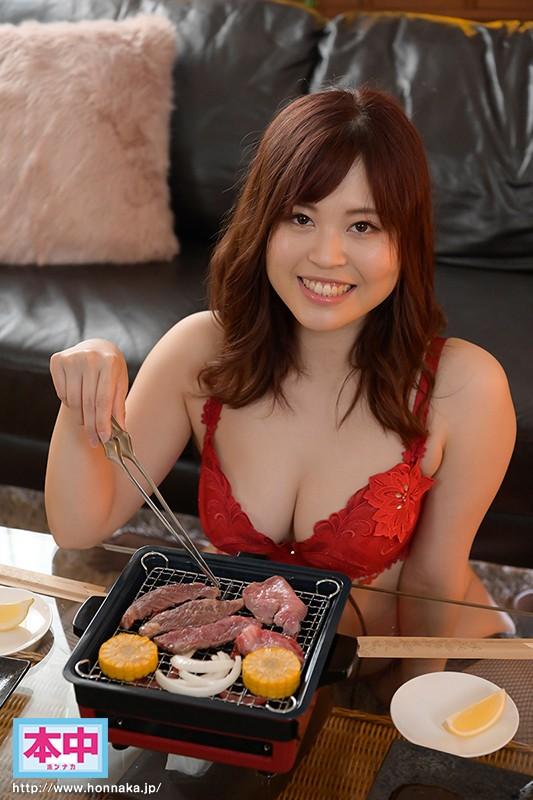 肉食系巨乳女に30日間禁肉命令でケダモノ化! 朝から晩まで1日中、1分たりとも性欲の尽きないスプラッシュ中出し!! 望月あやか 6枚目