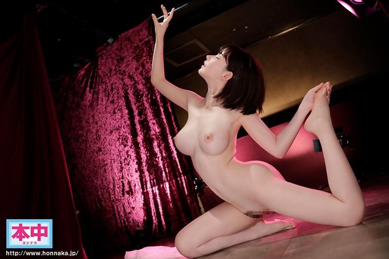 【VR】ストリップ劇場リアル再現!! ストリッパーえいみに恋して 一目惚れした舞姫と楽日にホテルで中...
