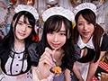 【VR】メイドカフェで見つけたあざとカワイイ女子大生メイド...sample7