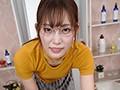 【VR】たった1000円でありえないサービスが!! ヌいてくれると噂の1000円カットのお姉さんに中出しを誘惑された話。 美谷朱里のサムネイル