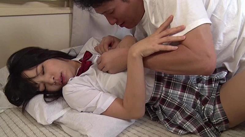 犯された純情女子校生 熟睡している彼氏の隣で先輩に寝取られた私 あべみかこ 4枚目