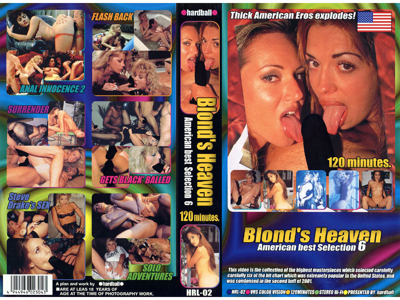 Blonds Heaven American best Selection6-2