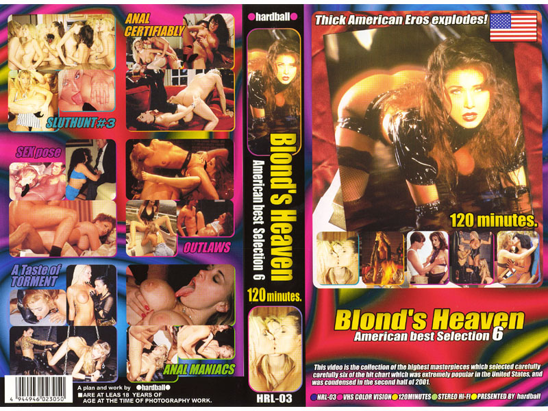 Blonds Heaven American best Selection6-3
