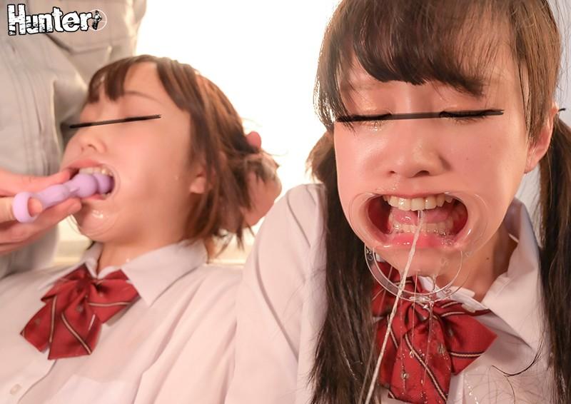 放課後悶絶イラマ喉奥解放 画像8