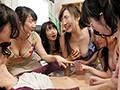 欲求不満の巨乳アラサー女子だらけの女性専用シェアハウスに...sample4