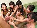 合宿中の女子新体操部の息抜きはボクのチ○ポだけ!!無職のボ...sample3