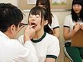 「ダメっ!そんなに乳首を触らないでください…わたし…感じちゃいます…」身体測定中に乳首を何度も何度も触られてしまい、クラスの女子たちが見て…
