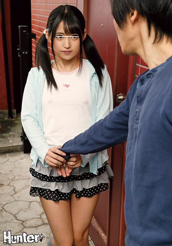 HUNTA-778 Studio Hunter - Does This Old Man Need Me?? The Naive Lolita Female S*****t From Next Door Was Surprisingly Luring Me To Braless Temptation!! She Came To My Front Door And Gave Me An Instant Blowjob! My Neighbors Were A Single Mother And Her Daught - big image 1