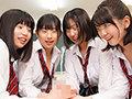 [HUNTB-098] ヤリマン女子たちがこっそり作るハメ撮り卒アル制作に参加させられたボク。校内のあらゆる場所でハメ撮り記念撮影。そのチ○ポ役に大抜擢されたボク。