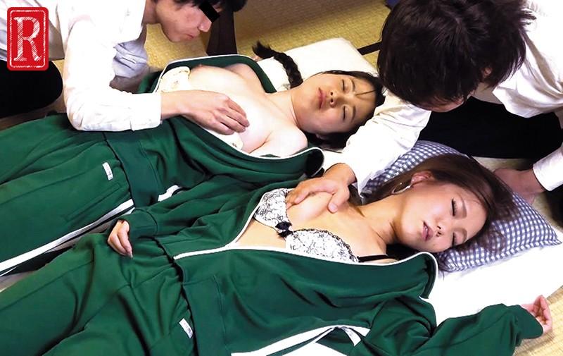 修学旅行で旅館のお茶に昏睡薬を盛り憧れの美人同級生を眠らせやった男子たち 被害者20名 8枚目