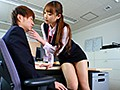 職場でフェロモンをまき散らす 働く痴女お姉さんの匂い立つパンスト美脚誘惑セックス 有原あゆみ