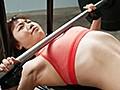バッキバキ筋肉アスリートBODY現役スポーツキャスター ビックビク大痙攣絶頂 島永彩生