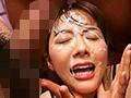 大量ぶっかけ解禁! 魂の顔面シャワー!! 溜めて寝かせて熟成させたどろどろザーメンを癒しの美顔にバズーカ顔射! 岬ななみのサムネイル