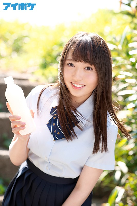 他校でも噂になった神奈川県Y市にある学校一の美少女 成宮ひかる AVデビュー の画像1