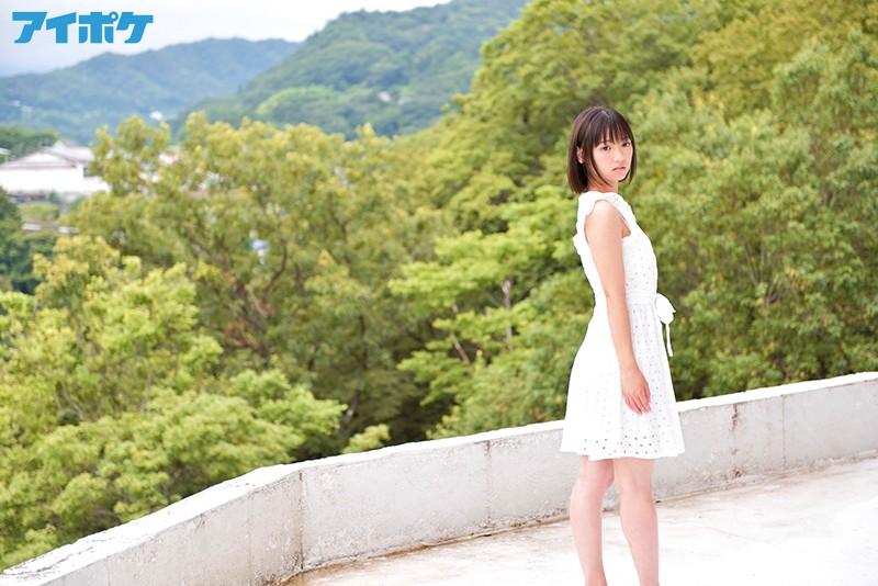 新人 19歳AVデビュー FIRST IMPRESSION 136 純心少女 ―幼くも力強い大きな瞳の少女― もなみ鈴 の画像11