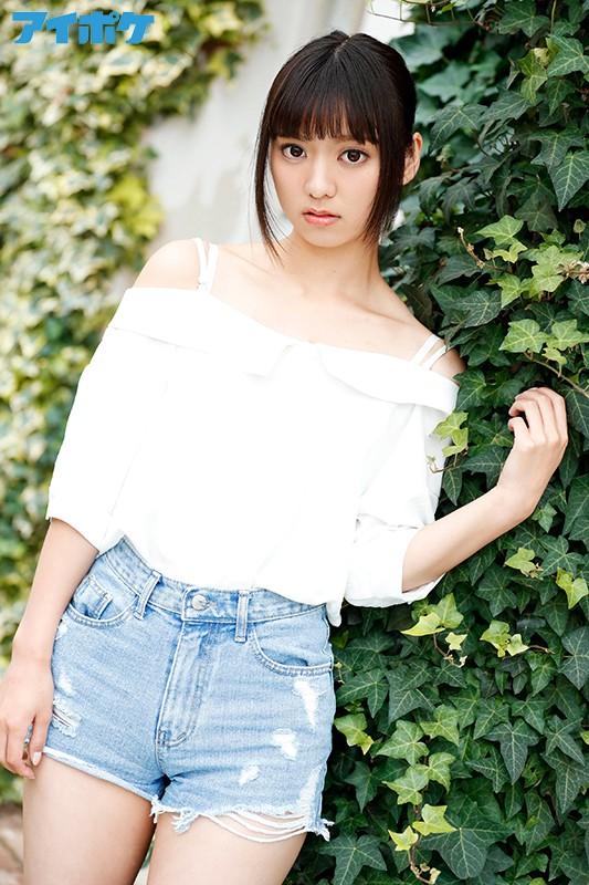 新人 19歳AVデビュー FIRST IMPRESSION 136 純心少女 ―幼くも力強い大きな瞳の少女― もなみ鈴 の画像10