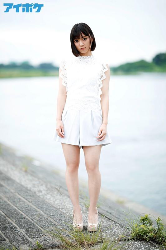新人 19歳AVデビュー FIRST IMPRESSION 136 純心少女 ―幼くも力強い大きな瞳の少女― もなみ鈴 の画像9