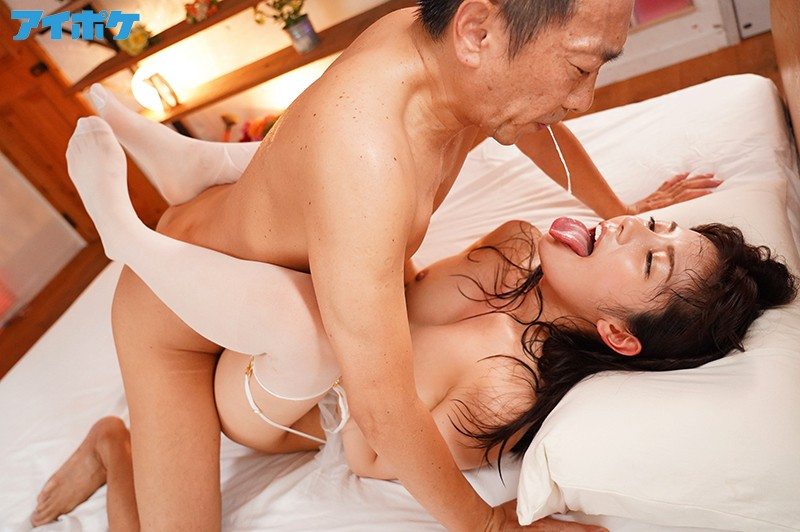 IPX-427 Studio Idea pocket - Uncle-loving Slut Beautiful Girl Invites Middle-aged Ji Po To Ejaculation Stoppage Licking Rolling Sexual Intercourse Kaede Karen big image 3