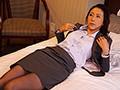 出張先相部屋NTR 絶倫の部下に一晩中何度も中出しされた巨乳女上司 松下紗栄子