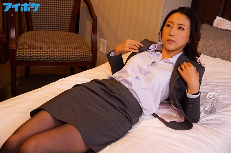 出張先相部屋NTR 絶倫の部下に一晩中何度も中出しされた巨乳女上司 松下紗栄子 3