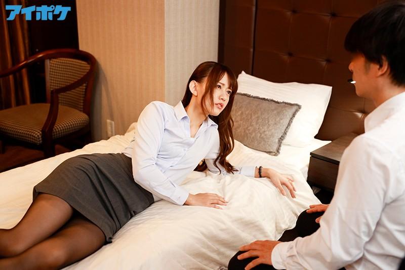 『希島あいり 性格のキツイ美人上司に誘惑されたからオフィスで主観中出し!!』の紹介画像