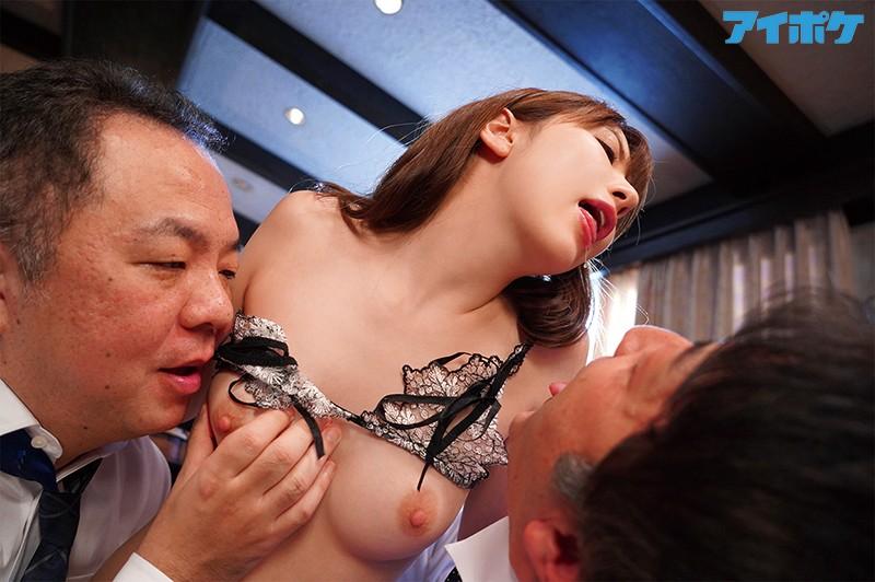 底辺親父が群がる風俗に売られた美人令嬢 夫の見ている前で屈辱性交 気持ち悪い客に強●奉仕! 岬ななみ4