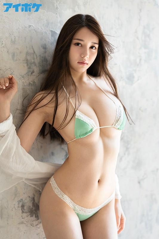 FIRST IMPRESSION 147 8頭身本物グラビアAVデビュー解禁!! 白峰ミウ 1