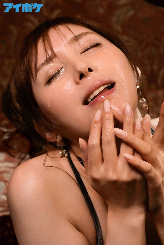 最高の美女と交わすヨダレだらだらツバだくだく濃厚な接吻と中出しセックス 仲村みう 画像8