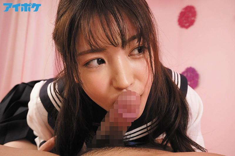 純心美女「カレン」のバキュームフェラ5分我慢できれば「楓カレン」本人とSEXし放題in渋谷