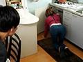 隣のお姉さんのピタパン''肉厚尻''に我慢できず即ズボッ! い...sample2
