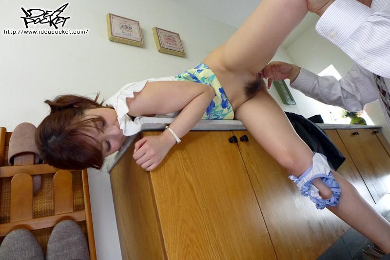 彼女の姉貴とイケナイ関係 石原莉奈|無料エロ画像5